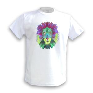 футболка с печатью