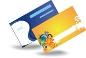 Визитки и пластиковые карты